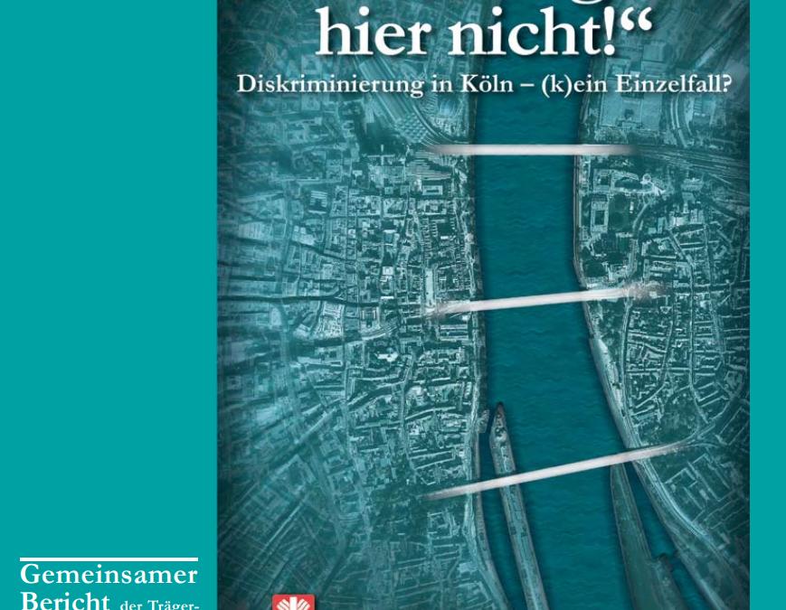 """""""Nein, das gibt's hier nicht! Diskriminierung in Köln – (k)ein Einzelfall?"""""""