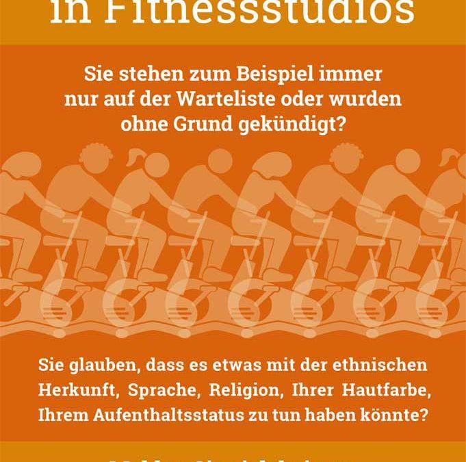 Bekämpfung von Diskriminierung in Fitnessstudios