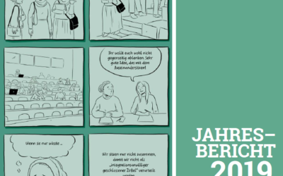 Der Bedarf bleibt hoch – AntiDiskriminierungsBüro Köln veröffentlicht Jahresbericht 2019